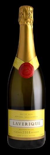 舍伍德拉威力克起泡酒(Sherwood Estate Laverique Methode Traditionelle Reserve,...)
