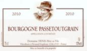 丹尼斯父子酒庄黑皮诺-佳美混酿红葡萄酒(Domaine Denis Pere et Fils Bourgogne Passetoutgrain,Burgundy...)