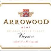 艾洛德酒庄塞拉里园维欧尼干白葡萄酒(Arrowood Vineyards Saralee's Vineyard Viognier,Russian River...)