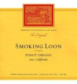 唐赛巴斯父子酒庄斯莫凯露灰皮诺干白葡萄酒(Don Sebastiani&Sons Smoking Loon Pinot Grigio,California,USA)