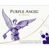 蒙特斯紫衣天使干红葡萄酒(Montes Purple Angel,Colchagua Valley,Chile)