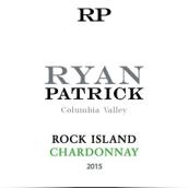 瑞安帕特里克石岛霞多丽干白葡萄酒(Ryan Patrick Rock Island Chardonnay,Columbia Valley,USA)