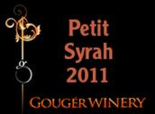 高杰小西拉干红葡萄酒(Gouger Petite Sirah, Washington, USA)