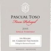 帕斯库尔托索佩德佳尔混酿干红葡萄酒(Pascual Toso Finca Pedregal,Barrancas,Argentina)