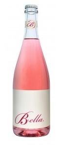 贝拉秘密山佳美桃红起泡酒(Bella Wines Secrest Mountain Vineyards Sparkling Gamay Noir,...)
