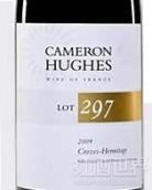 卡梅隆休斯297区克罗埃米塔日干红葡萄酒(Cameron Hughes Lot 297 Crozes-Hermitage,Rhone,France)