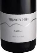 三圣山西拉干红葡萄酒(Trinity Hill Syrah, Hawke's Bay, New Zealand)