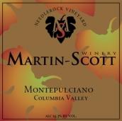 马丁斯科特针岩园蒙特布查诺干红葡萄酒(Martin Scott Needlerock Vineyard Montepulciano, Columbia Valley, USA)