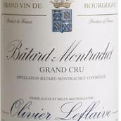乐弗莱夫克利优-巴塔-蒙哈榭园干白葡萄酒(Olivier Leflaive Criots-Batard-Montrachet Grand Cru,Cote de ...)