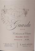 拉歌守护者马尔贝克优质干红葡萄酒(Lagarde Guarda Malbec DOC,Mendoza,Argentina)
