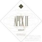 尖端酒庄登高梅洛干红葡萄酒(Apex Cellars Ascent Merlot,Columbia Valley,USA)