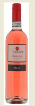 德萨尼桃红葡萄酒(Dezzani Rose,Piemonte DOC,Italy)