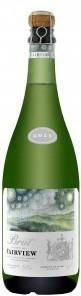 锦绣传统开普敦起泡酒(Fairview Methode Cap Classique,Paarl,South Africa)