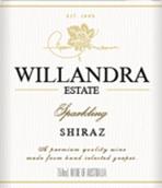威兰德拉庄园西拉起泡酒(Willandra Estate Sparkling Shiraz, Riverina, Australia)