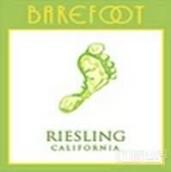 贝尔富特雷司令干白葡萄酒(Barefoot Cellars Riesling,California,USA)