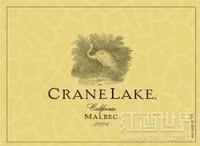 仙鹤湖马尔贝克干红葡萄酒(Crane Lake Malbec,California,USA)