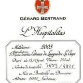 吉哈伯通豪斯干红葡萄酒(Gerard Bertrand L'Hospitalitas,Languedoc-Roussillon,France)