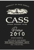 卡斯西拉甜红葡萄酒(Cass Syrah Dessert Wine,Paso Robles,USA)