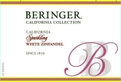 贝灵哲加州收藏系列桃红起泡酒(Beringer California Collection Sparkling White Zinfandel,...)