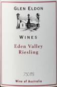格伦艾顿酒庄雷司令干白葡萄酒(Glen Eldon Riesling, Eden Valley, Australia)
