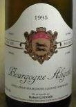 休伯特阿里高特干白葡萄酒(Domaine Hubert Lignier Aligote, Burgundy, France)