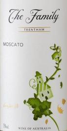 特伦庄园家族系列莫斯卡托甜白葡萄酒(Trentham Estate The Family Moscato,Murray Darling,Australia)