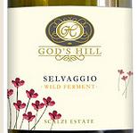 神之山野生发酵霞多丽干白葡萄酒(God's Hill Selvaggio Wild Ferment Chardonnay,Barossa Valley,...)