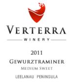 维特拉酒庄琼瑶浆甜白葡萄酒(Verterra Winery Gewurztraminer Medium Sweet, Leelanau Peninsula, USA)