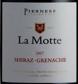 乐梦迪皮尔尼夫精选西拉-歌海娜干红葡萄酒(La Motte Pierneef Collection Shiraz-Grenache,Coastal Region,...)