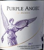 蒙特斯酒庄紫衣天使红葡萄酒(Montes Purple Angel, Colchagua Valley, Chile)