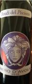 费碧黑珍珠干红葡萄酒(Feudi del Pisciotto Nero d'Avola,Sicily,Italy)