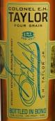 EH泰勒上校四种谷物纯波本威士忌(Colonel E.H.Taylor Four Grain Straight Bourbon Whiskey,...)