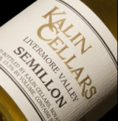 卡琳赛美蓉干白葡萄酒(Kalin Cellars Semillon, Livermore Valley, USA)