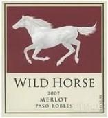 野马酒庄梅洛干红葡萄酒(Wild Horse Merlot, Paso Robles, USA)