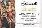 托马塞罗业主珍藏五月角干白葡萄酒(Tomasello Winery Proprietor's Reserve Cape May White,New ...)