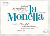 百来达蒙内雅巴贝拉微起泡酒(Braida Giacomo Bologna La Monella Barbera del Monferrato ...)