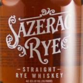 萨泽瑞克纯黑麦威士忌(Sazerac Rye Straight Rye Whiskey,Kentucky,USA)
