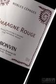 Charles Bonvin Humagne Rouge Nobles Cepages, Valais, Switzerland