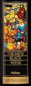 巴尔帝酒庄新世纪黑红葡萄酒(Jean-Luc Baldes The New Black Wine, Cahors, France)
