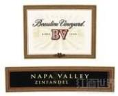 柏里欧仙粉黛干红葡萄酒(Beaulieu Vineyard BV Zinfandel, Napa Valley, USA)