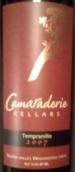 友谊丹魄干红葡萄酒(Camaraderie Cellars Tempranillo,Columbia Valley,USA)