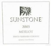 日光宝石酒庄园梅洛干红葡萄酒(Sunstone Winery Estate Merlot, Santa Ynez Valley, USA)