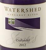 分水岭意念系列仙粉黛干红葡萄酒(Watershed Senses Zinfandel, Margaret River, Australia)