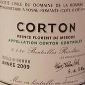 罗曼尼·康帝(科尔登特级园)干红葡萄酒(Domaine de la Romanee-Conti Corton Grand Cru,Cote de Beaune,...)