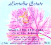 露辛达黑皮诺-西拉混酿起泡酒(Lucinda Estate Pinot Noir Shiraz Sparkling,Gippsland,...)