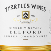 天瑞贝尔福德单一园霞多丽干白葡萄酒(Tyrrell's Wines Belford Single Vineyard Chardonnay,Hunter ...)