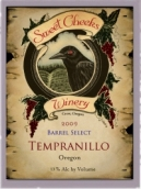 俏佳人丹魄干红葡萄酒(Sweet Cheeks Winery Tempranillo,Willamette Valley,USA)