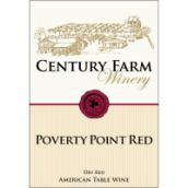 世纪农场贫点干红葡萄酒(Century Farm Winery Poverty Point Red, Tennessee, USA)