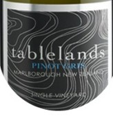 泰布勒灰皮诺干白葡萄酒(Tablelands Pinot Gris,Marlborough,New Zealand)