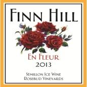 芬恩山绽放玫瑰花蕾园赛美蓉冰酒(Finn Hill En Fleur Rosebud Vineyards Semillon Ice Wine,...)